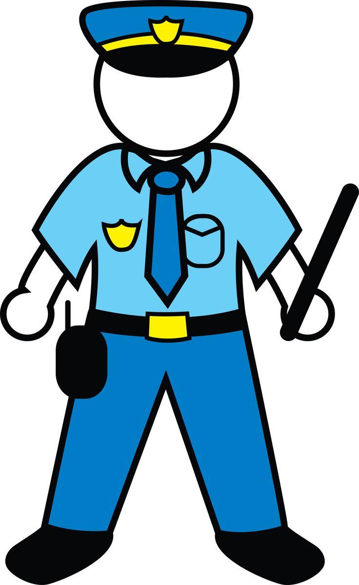Cop Clipart