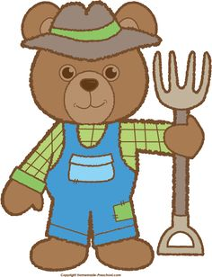 236x308 Teddy Bear Teacher Free Clipart Homeschool Early Learning