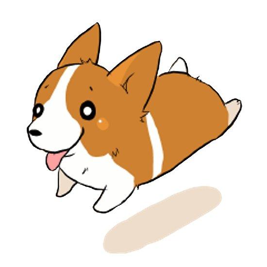 550x550 Cute Doggo