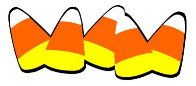 400x177 Collection Of Halloween Candy Corn Clipart High Quality
