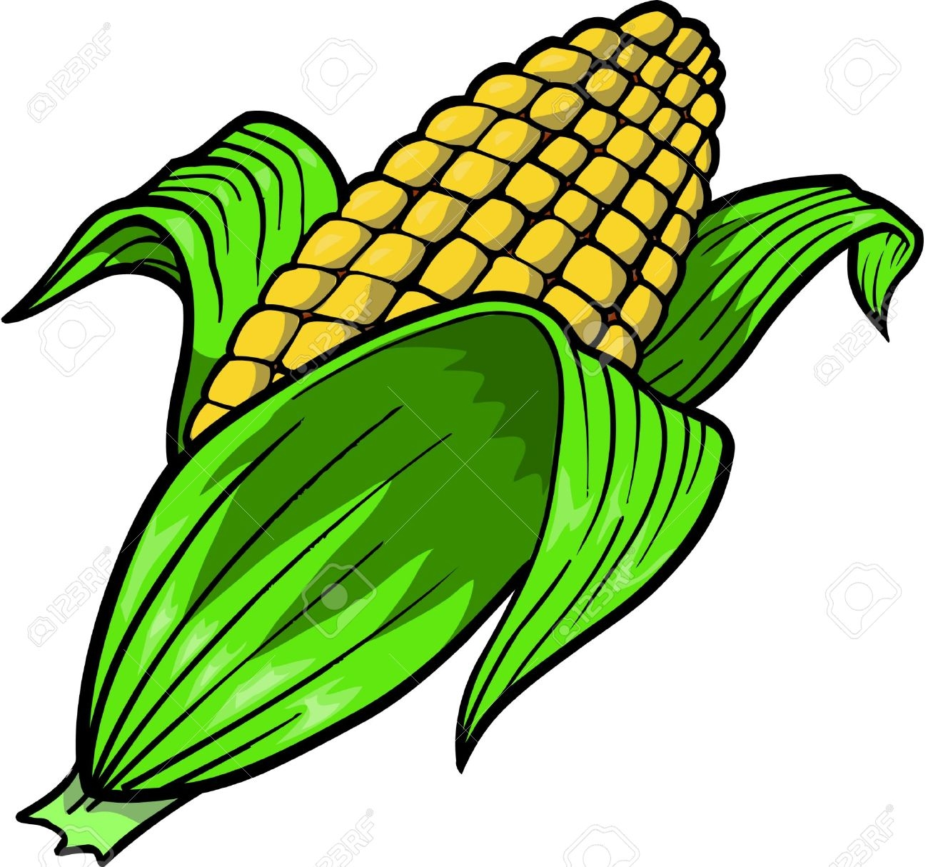 corn clipart at getdrawings com free for personal use corn clipart rh getdrawings com corn clip art cartoon corn clip art black and white