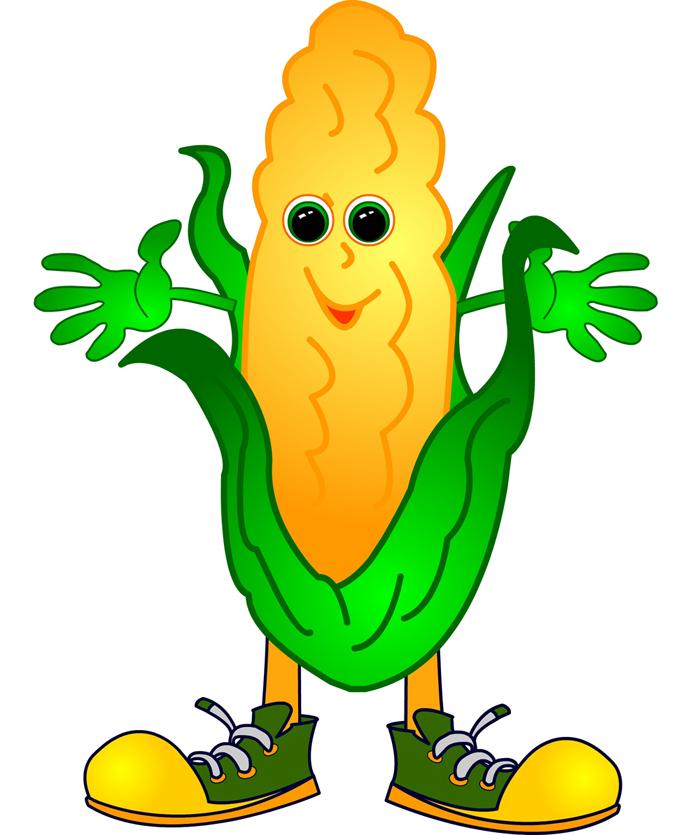 700x835 Maize Corn Clipart Free Clip Art Clipartcow