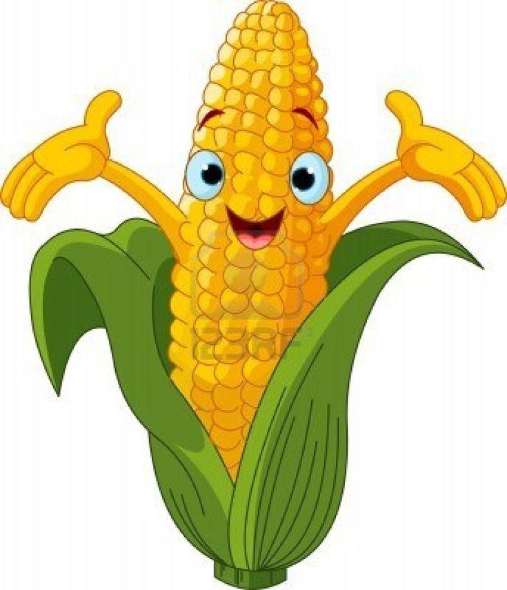 Corn Field Clipart