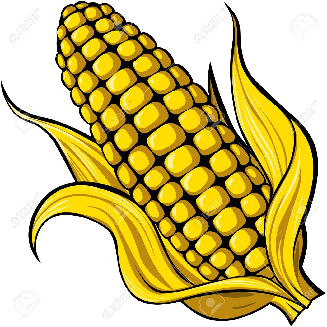 1300x1300 Maize Types Clipart