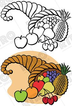 236x350 A Vintage Illustration Of A Bountiful Thanksgiving Holiday Feast