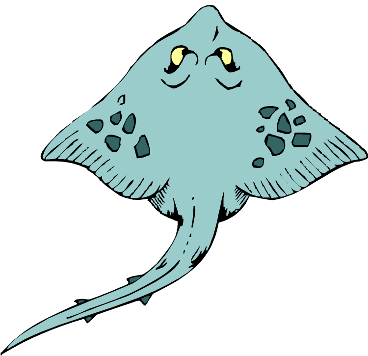 750x725 Stingray Clip Art Stingray Clipart Panda