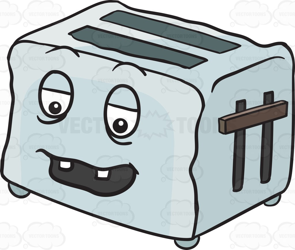 1024x869 Pop Up Toaster Clipart