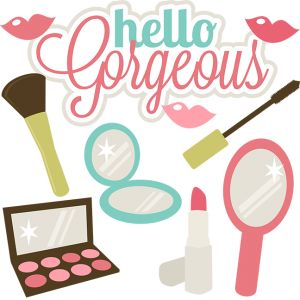 300x300 137 Best Images On Makeup Clipart, Art