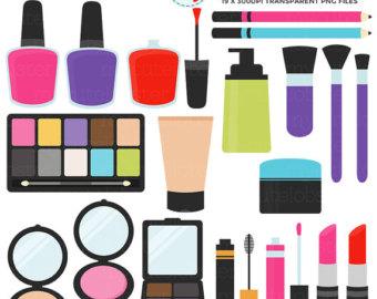 340x270 Makeup Clipart Etsy