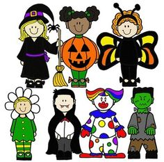 236x233 Kids In Halloween Costumes Clipart Fun For Christmas
