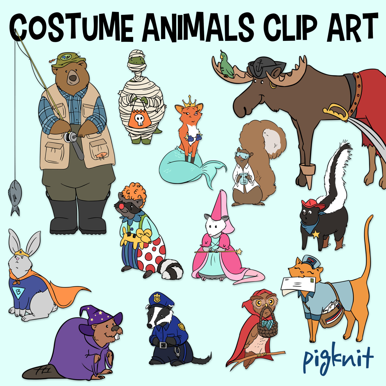 1500x1500 Trick Or Treat Clipart, Halloween Costume Clipart, Cute Halloween