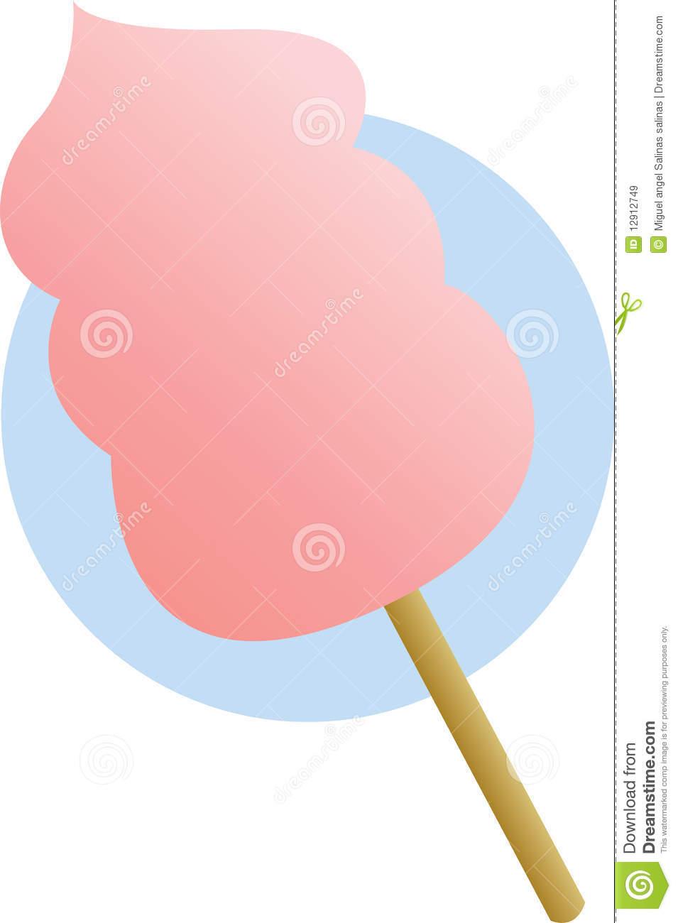955x1300 Cotton Candy Clipart Stick