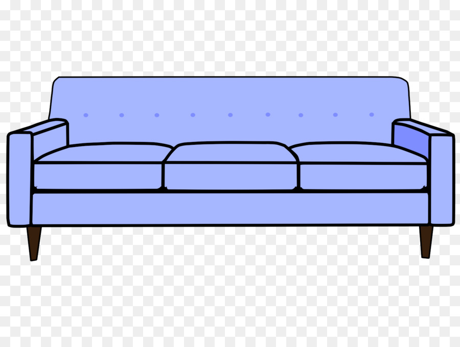 900x680 Couch Cartoon Sofa bed Clip art