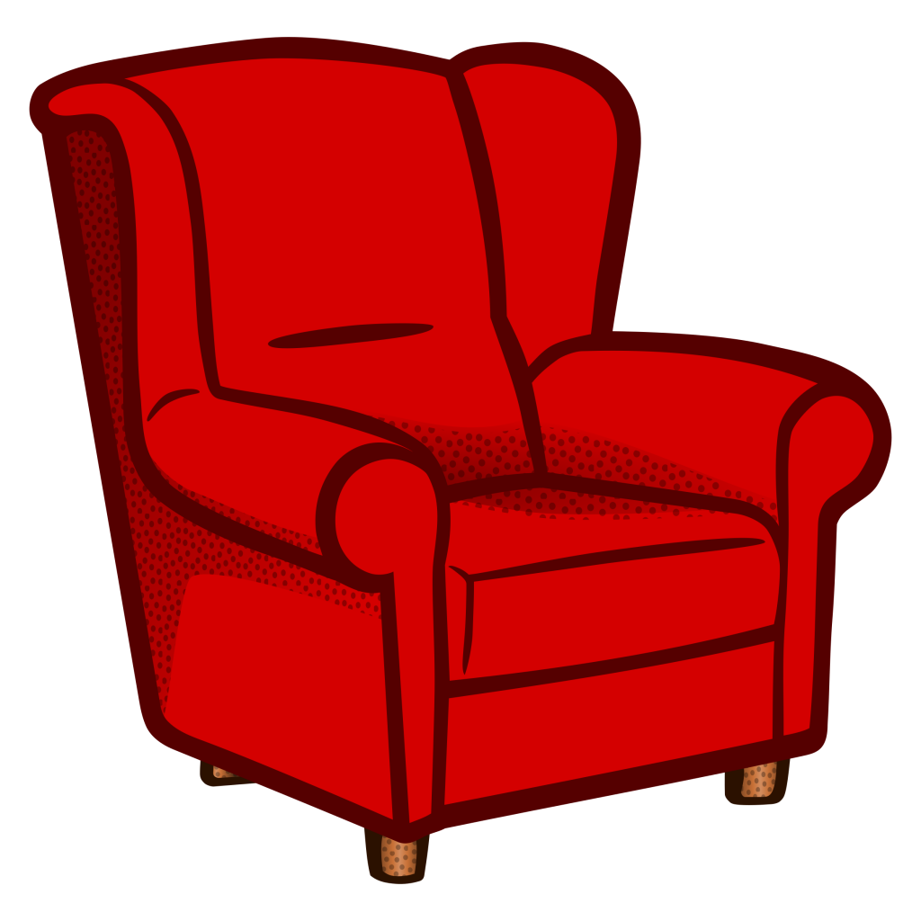 1024x1024 Sensational Spectacular Idea Sofa Chair Clip Art Clipart Library