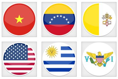 403x271 Flat Round World Flags Icons Icon2s Download Free Web Icons