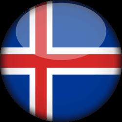 250x250 Iceland Flag Clipart