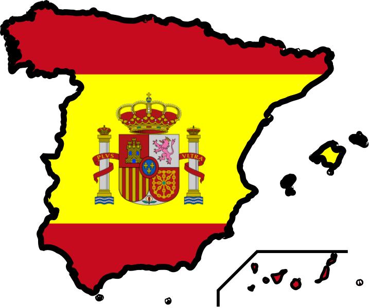 717x600 Spain Clipart Group