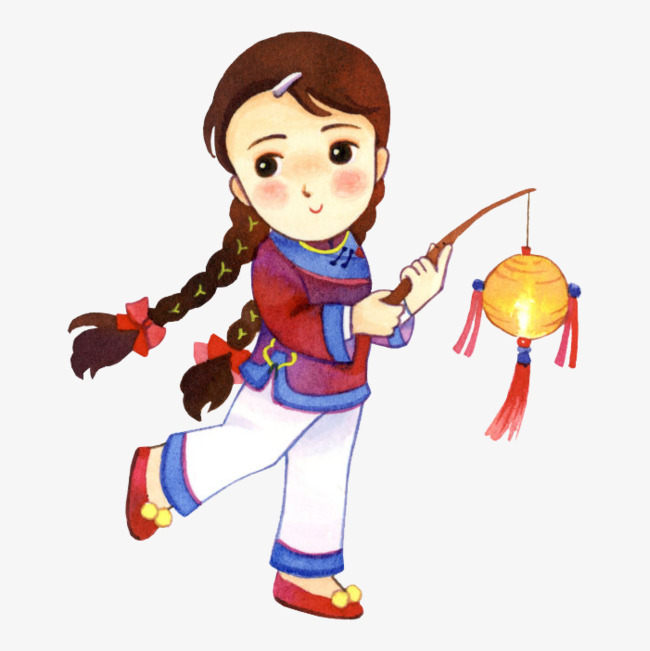650x651 The Girl Who Lifted The Lantern, Ethnic Minority, Country Girl