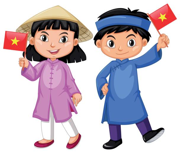 612x518 Collection Of Vietnamese Girl Clipart High Quality, Free
