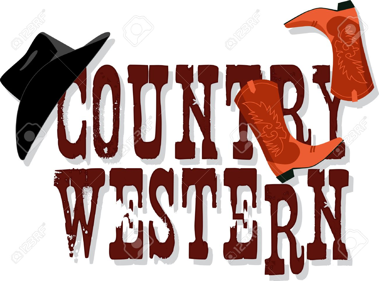 Country Singer Clipart