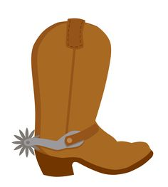236x263 Cowboy Boot Clip Art For Svg File Cricut Svg Cowboy