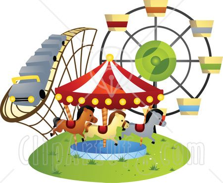450x370 County Fair Clip Art Borders County Fair Cl Funfair