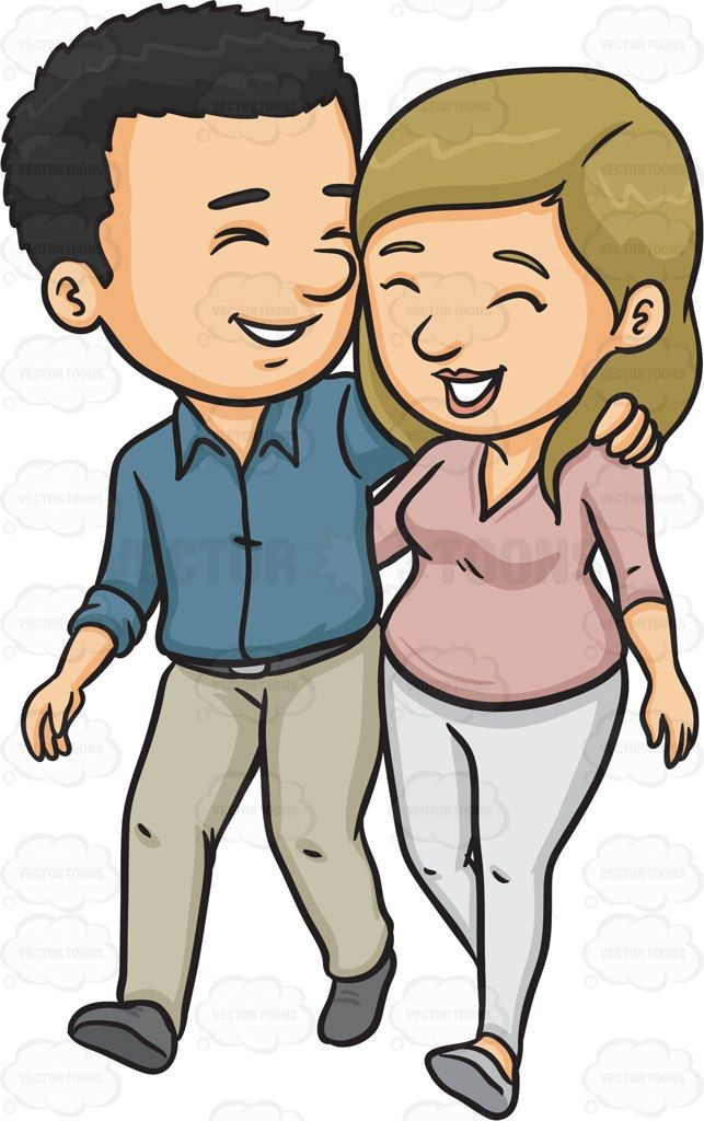 643x1024 Gallery Happy Couple Clip Art,