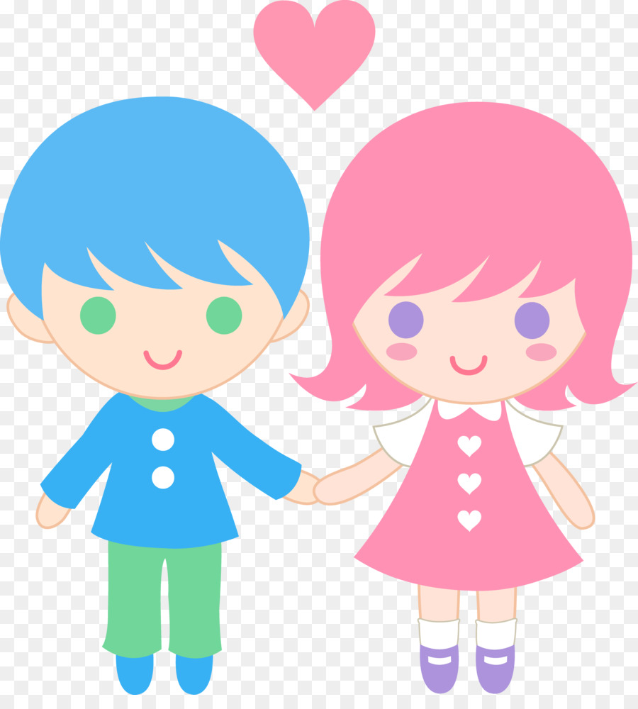 900x1000 Girl Boy Child Clip Art