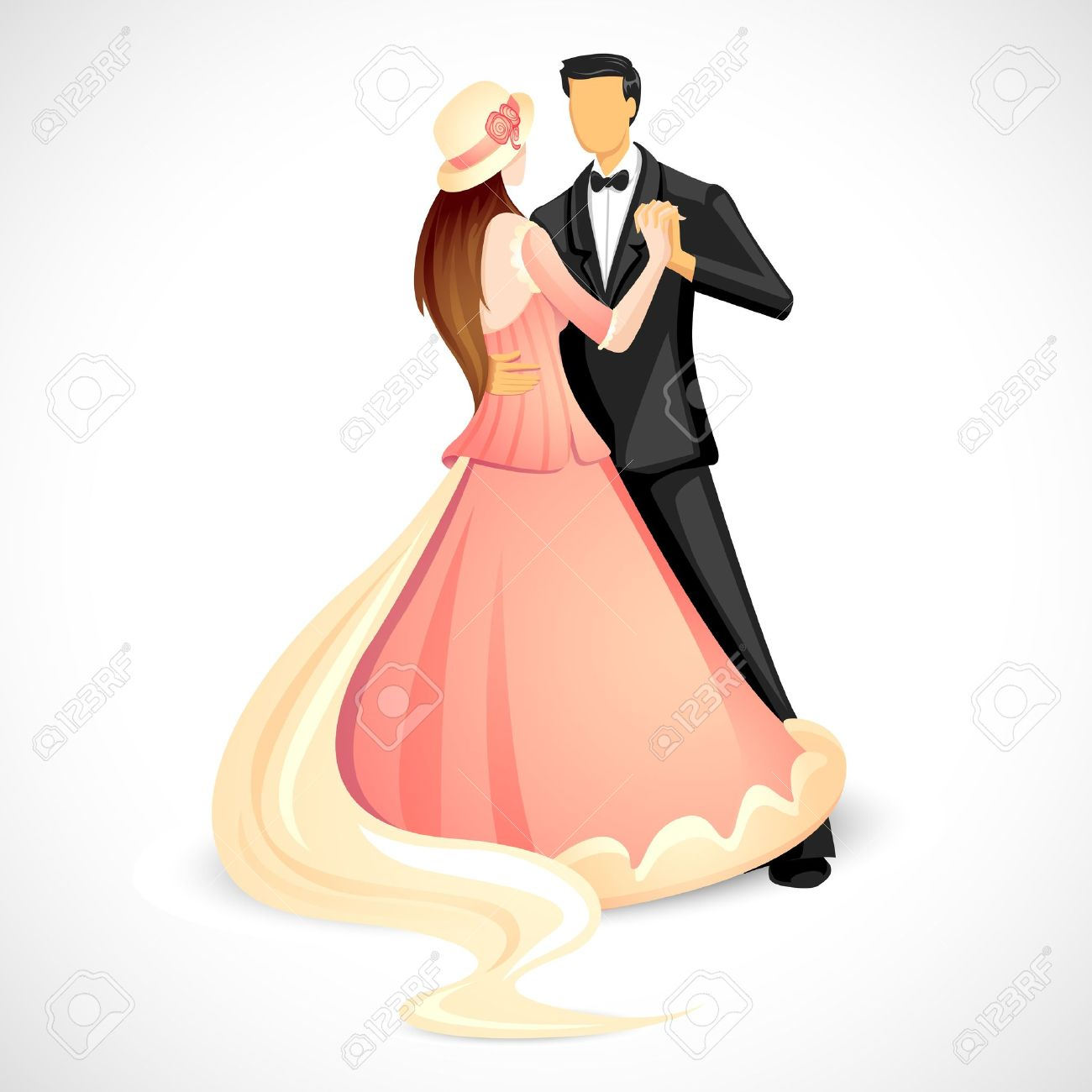 1300x1300 Wedding Couple Clip Art Couple Clipart Wedding Vector 3