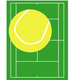234x257 Tennis Court Clipart Amp Look At Tennis Court Clip Art Images
