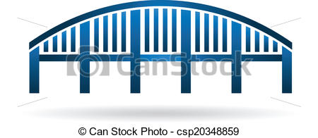 450x196 River Bridge Clipart Vector And Illustration. 3,485 River Bridge