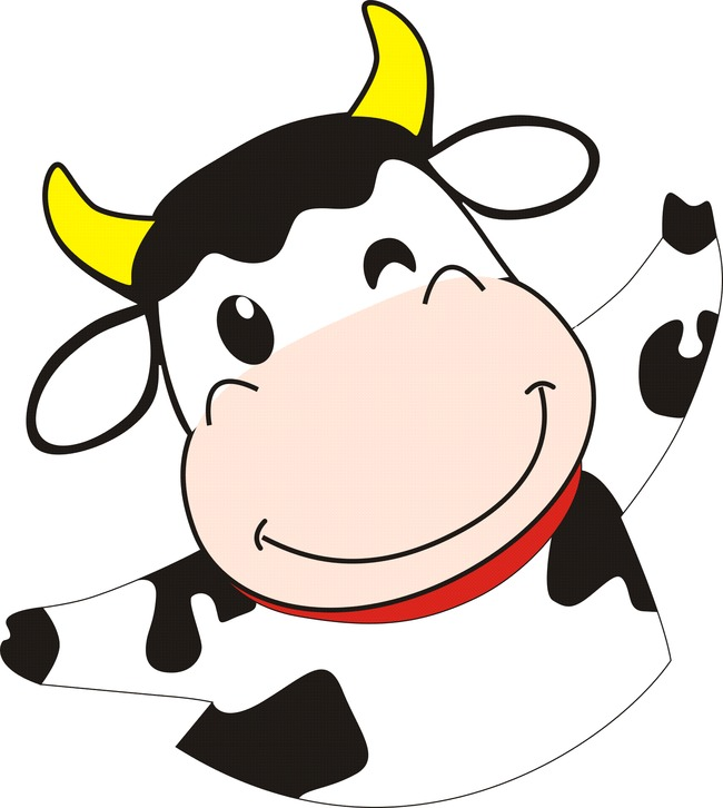 Cow And Calf Clipart At Getdrawingscom Free For Personal Use Cow