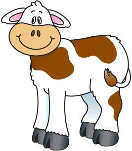 267x304 Cute Calf Clipart. Latest Fashionable Inspiration Ox Clipart My