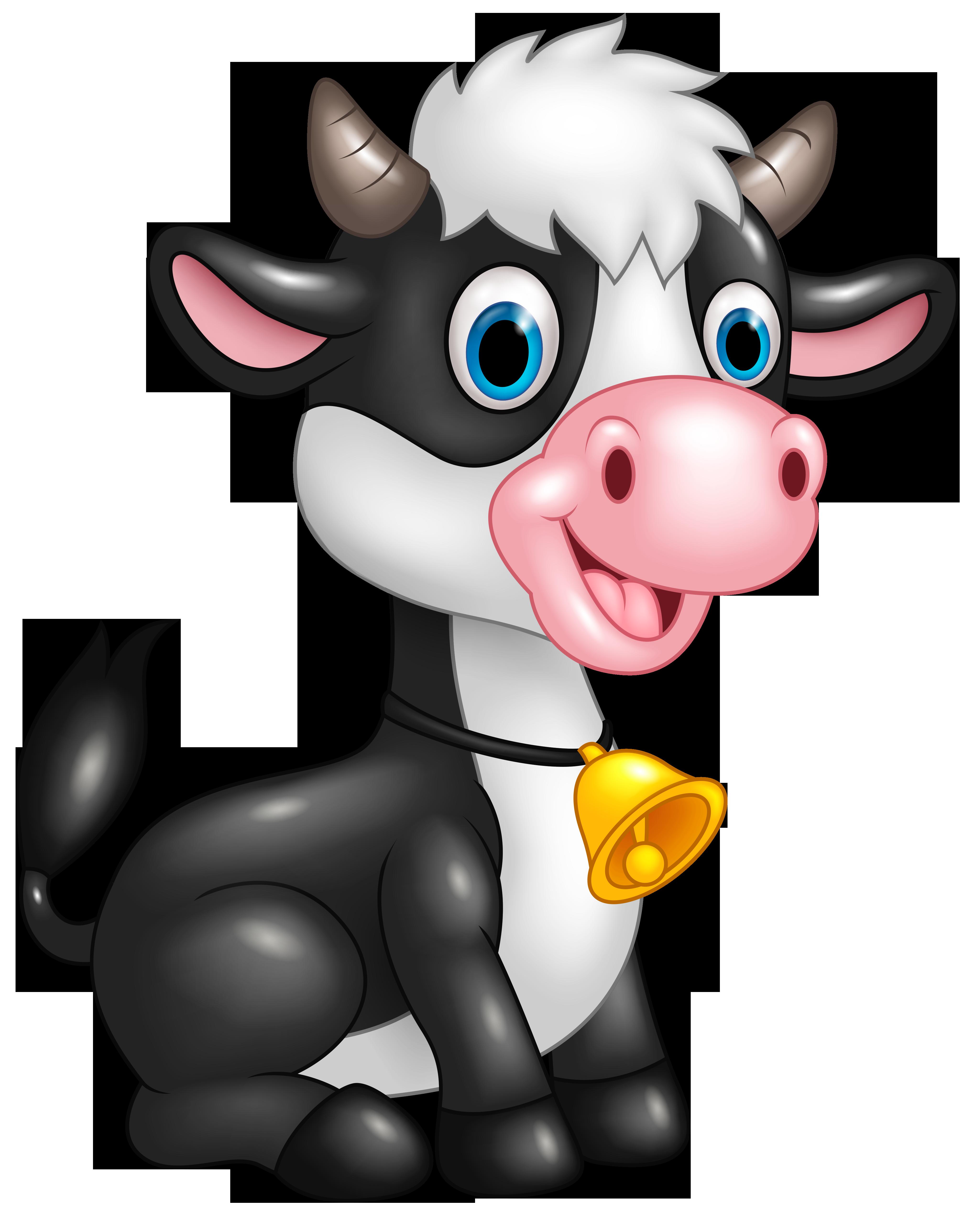 4099x5108 Cute Cow Cartoon Png Clipart Imageu200b Gallery Yopriceville