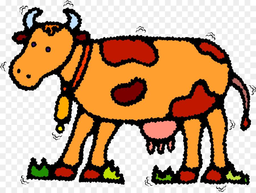900x680 Dairy Cattle Calf Clip Art
