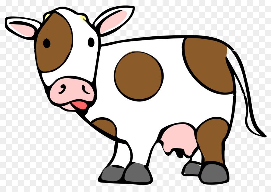 900x640 Cattle Cartoon Udder Clip Art