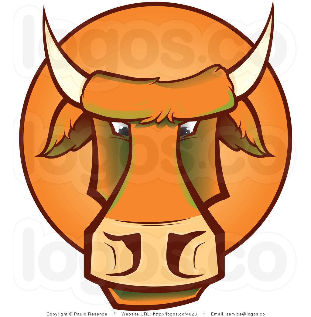 1024x1044 Royalty Free Bull Cow Face Clipart Panda