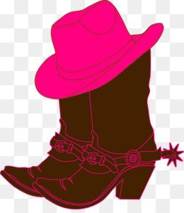 260x300 Cowboy Boot Cowboy Hat Clip Art