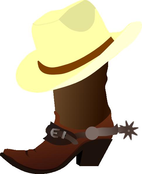 486x598 Clipart Of Cowboys