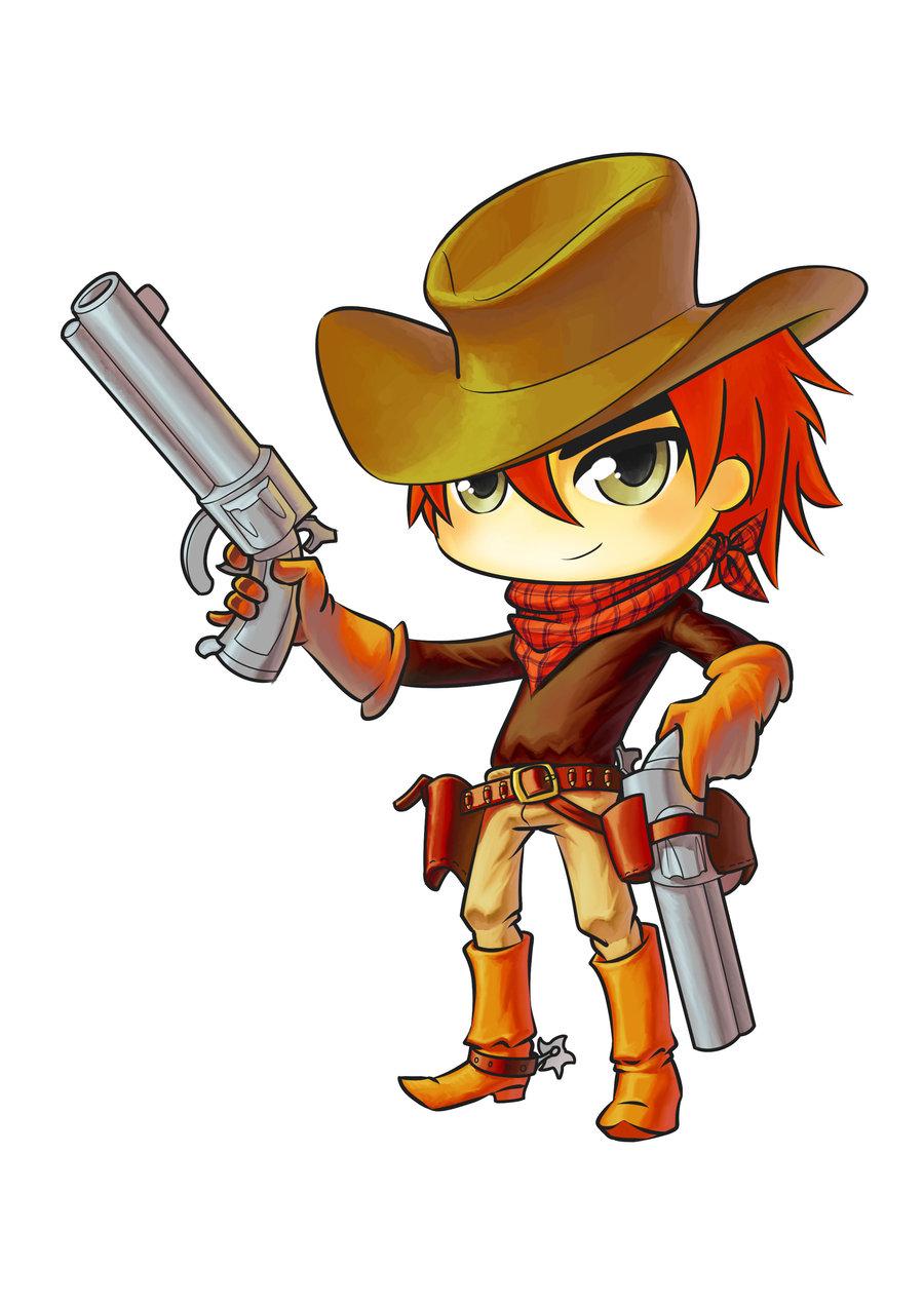 Cowboy Clipart At GetDrawings