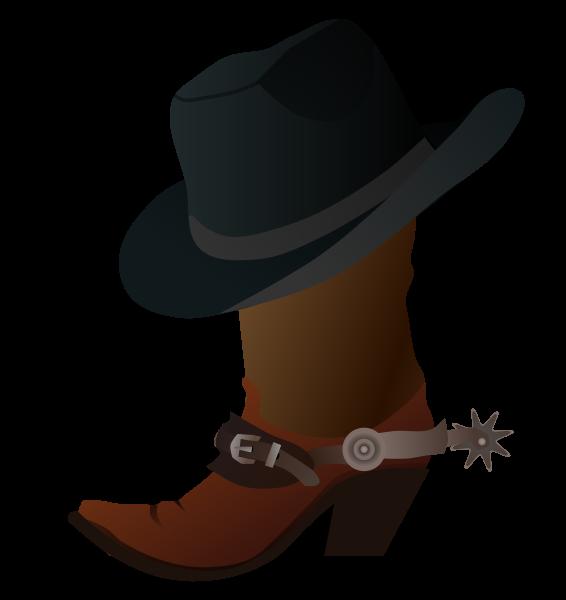 566x600 Cowboy Hat Clip Art Clipart Panda