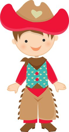 236x452 Cowboy Clipart Toddler