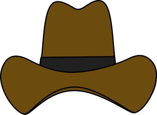 500x366 Cowgirl Hat Clipart Gallery Images)