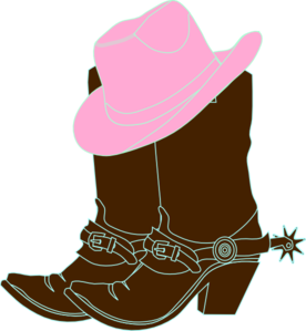 276x299 Free Cowgirl Clipart Clipartlook