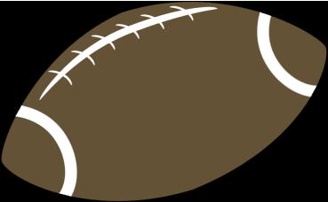 369x228 Football Clipart Clear Background Amp Football Clip Art Clear