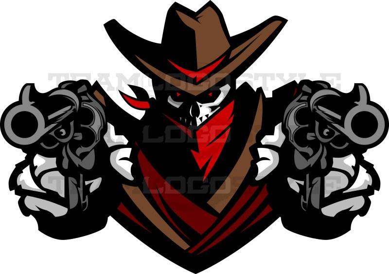 800x563 Skeleton Cowboy Logo