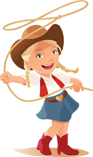 319x537 Cowgirl Clip Art Clipartlook