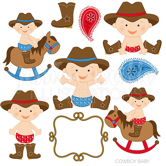 Cowgirl Boots Clipart