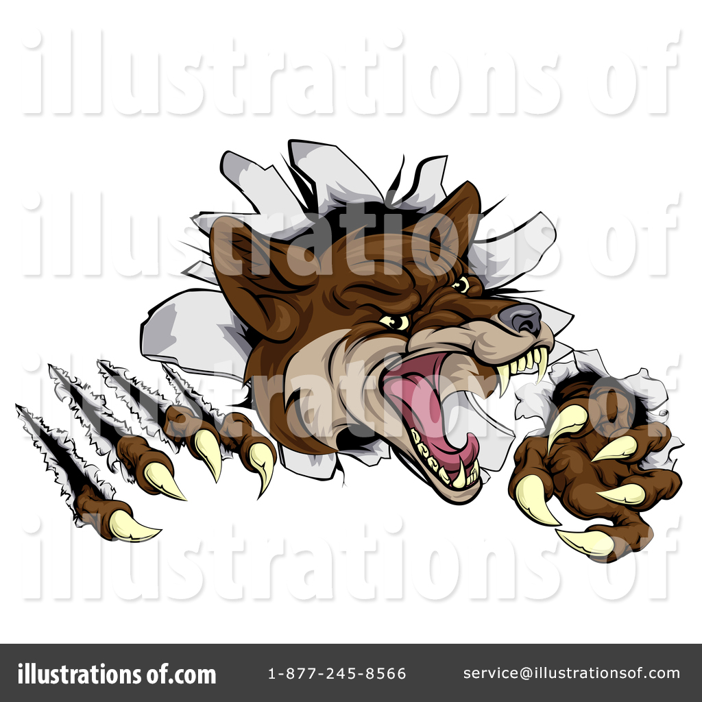 1024x1024 Coyote Clipart