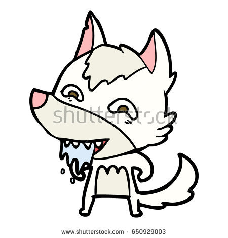 450x470 Coyote Clipart Hungry Wolf 3196875